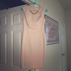 Calvin Klein scuba dress